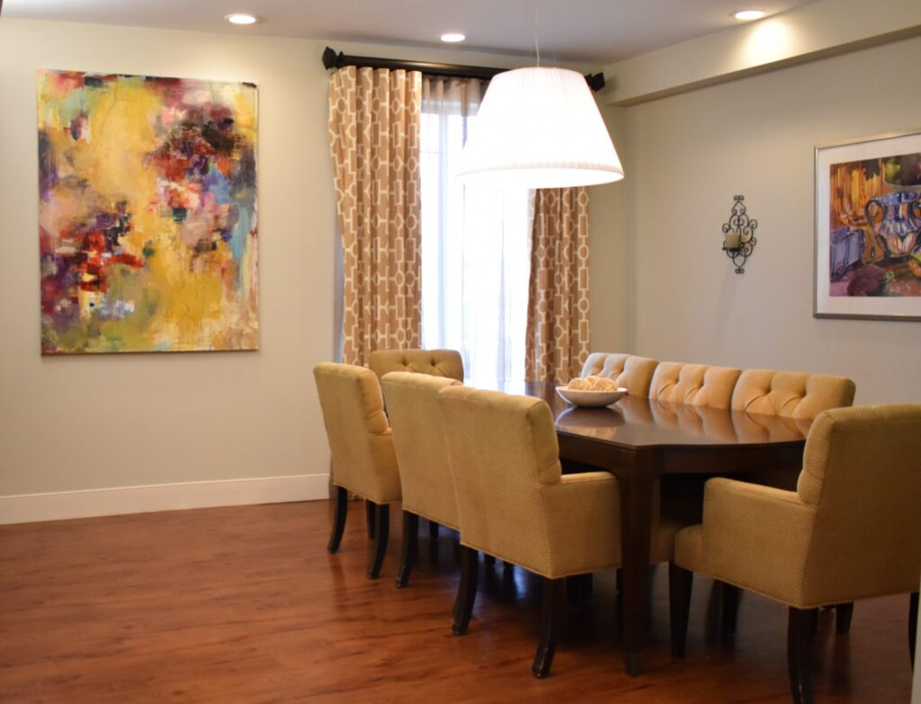 Memory Care Private Dining
