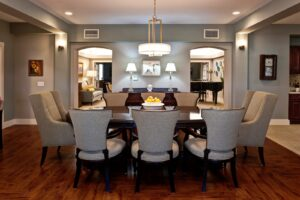 Household Dining Area