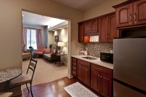 Assisted Living Private Apartment