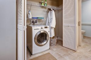 Assisted Living Washer/Dryer